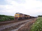 Odd coal train